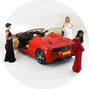 Video production for Cheshire Luxury Cars