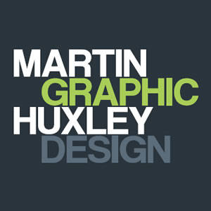Martin Huxley Graphic Design